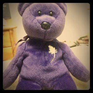 1997 princess Diana Beanie Baby bear